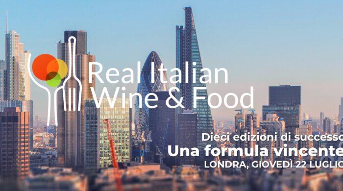 REAL ITALIAN WINE & FOOD 2021