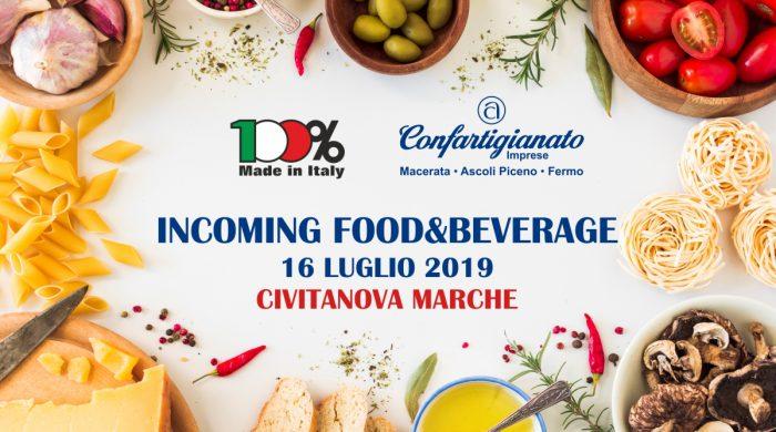 incoming food 2019